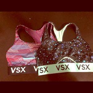 2 Victoria Secret Sport Bras